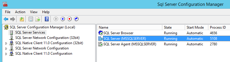 SQL2014ConfigManager